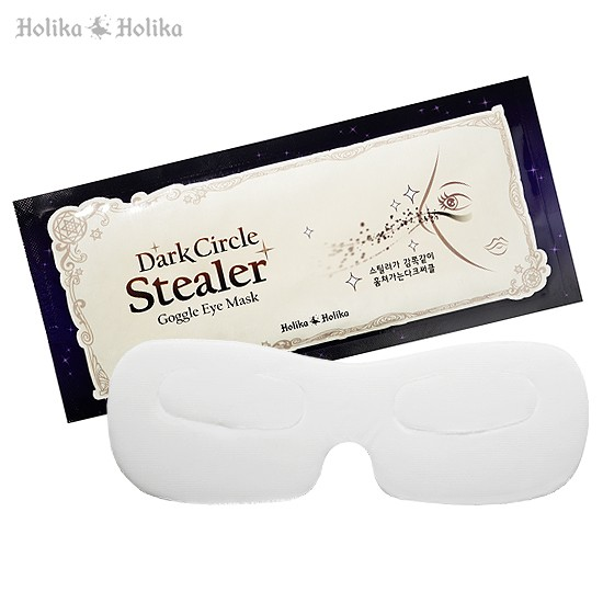 Гелевая маска для глаз Holika Holika My Dark Stealer Goggle Eye Mask_Old