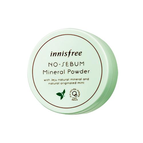 пудра с матирующим эффектом Innisfree No Sebum Mineral Powder пудра на минеральной основе innisfree no sebum mineral pact