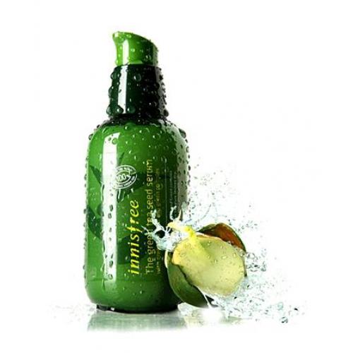 Сыворотка с зеленым чаем Innisfree The Green Tea Seed Serum освежающий крем для жирной кожи innisfree green tea fresh cream