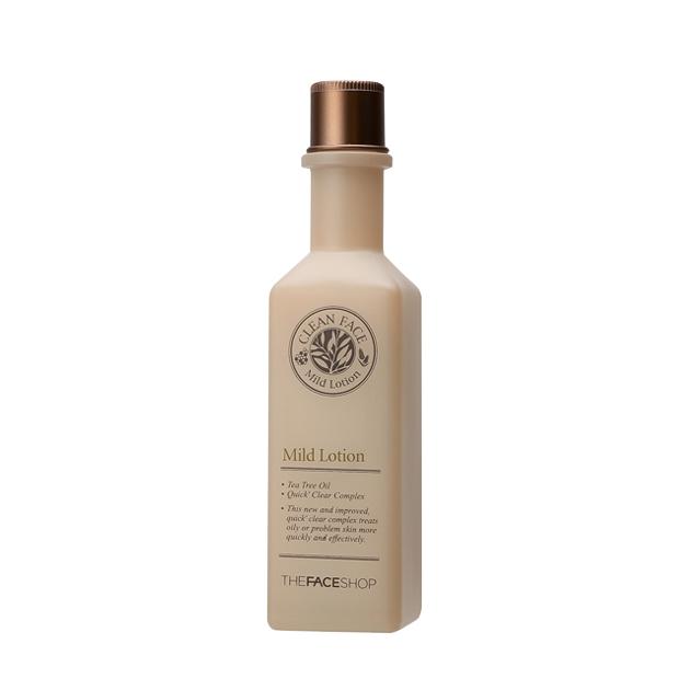 Очищающий Лосьон молочной текстуры The Face Shop Clean  Mild Lotion