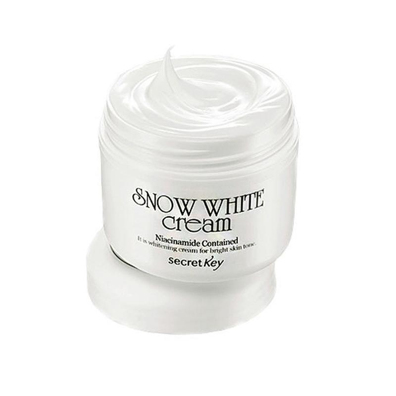 Осветляющий крем Secret Key SK Snow White Cream крем secret key snow white moisture cream 50 мл