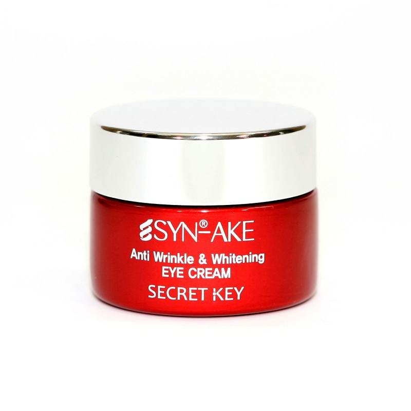 Secret Key Syn Ake Anti Wrinkle and Whitening Eye Cream