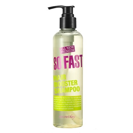 Secret Key Premium So Fast Shampoo