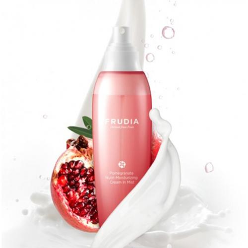 Питательный крем-спрей для лица Frudia Pomegranate Nutri Moisturizing Cream In Mist 2pcs pomegranate