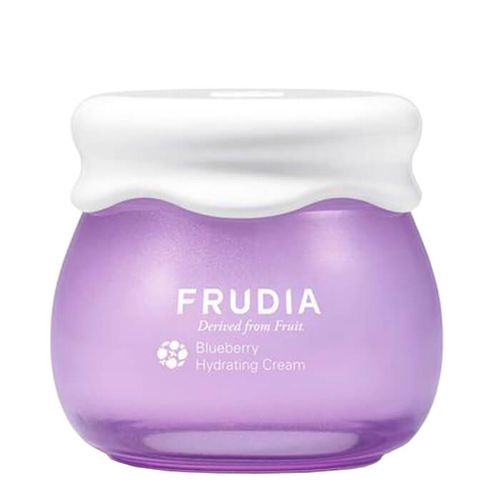 Увлажняющий крем для лица Frudia Blueberry Hydrating Cream frudia blueberry hydrating cream увлажняющий крем для лица с экстрактом черники 55 г