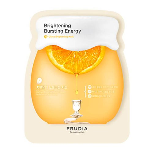 Тканевая маска для лица Frudia Citrus Brightening Mask 1pcs tim5964 35sl 1pcs