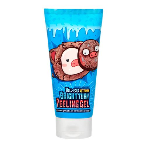 Пилинг-гель для лица Elizavecca Hell Pore Vitamin Brightturn Peeling Gel маска elizavecca hell pore clean up mask