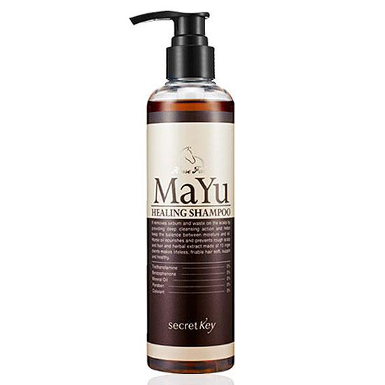 Шампунь с конским жиром Secret Key MAYU Healing Shampoo