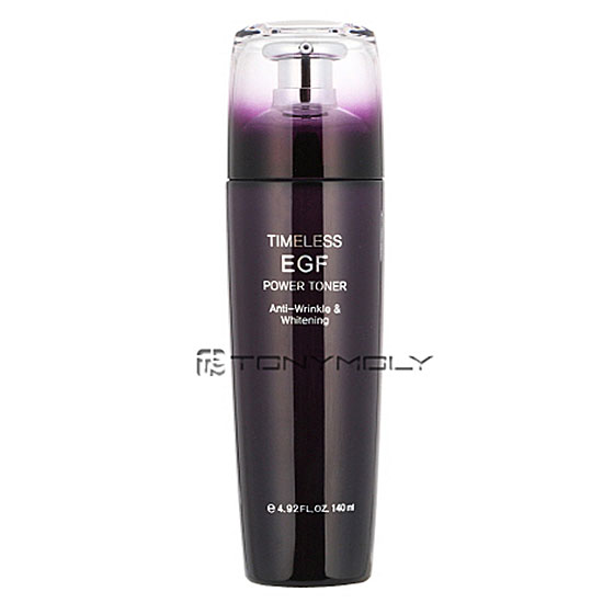 Питательный тонер с EGF Tony Moly Timeless EGF Power Toner