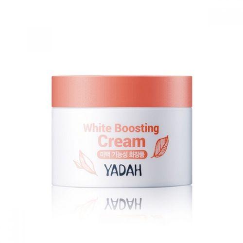 Осветляющий крем для лица Yadah Yadah White Boosting Cream компактная пудра yadah yadah air powder pact