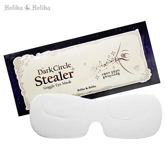 Маска для кожи вокруг глаз Holika Holika Dark Circle Stealer Goggle Eye Mask_Old