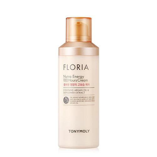 Питательный крем для лица Tony Moly Floria Nutra-Energy 100 Hours Cream 100ml tony moly энергетический крем с аргановым маслом floria nutra energy 100 hours cream 45 мл