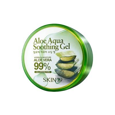 Многофункциональный гель алоэ Skin79 Aloe Aqua Soothing Gel