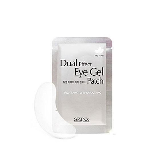 Гель-маска для лица Skin79 Dual Effect Eye Gel Patch