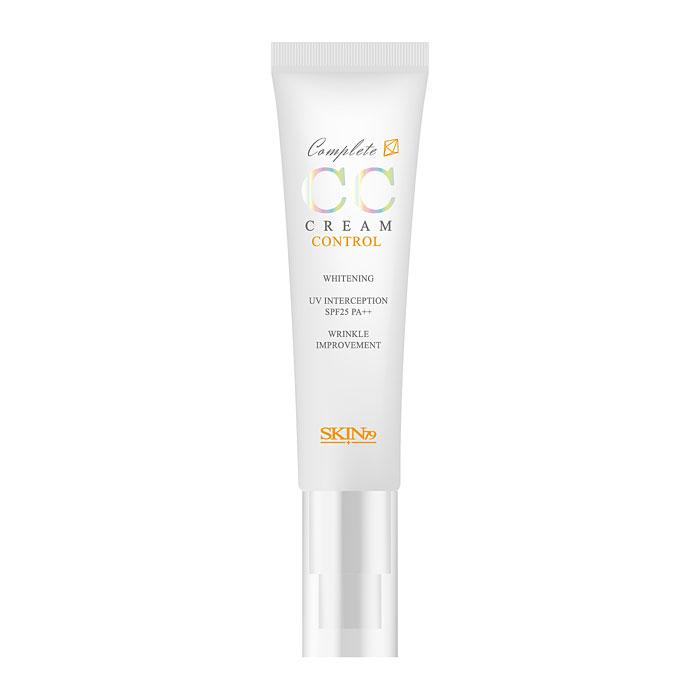 CC крем для лица Skin79 Complete CC Cream Control SPF 25