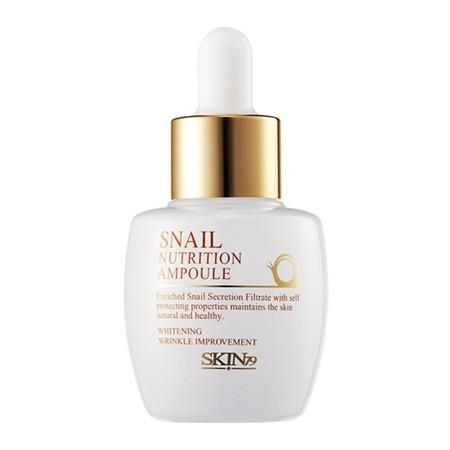 Улиточная сыворотка Skin79 Snail Nutrition Ampoule