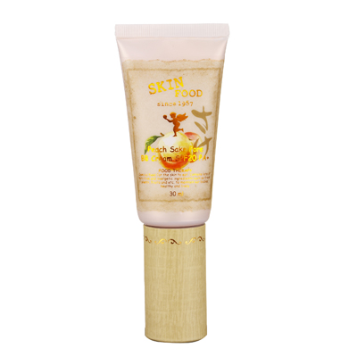Легкий персиковый BB крем SKINFOOD Peach Sake Pore BB Cream тональный крем skinfood red bean bb cream spf20 pa 1