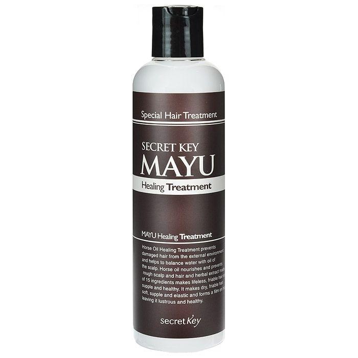 Лечебный бальзам для волос Secret Key MAYU Healing Treatment