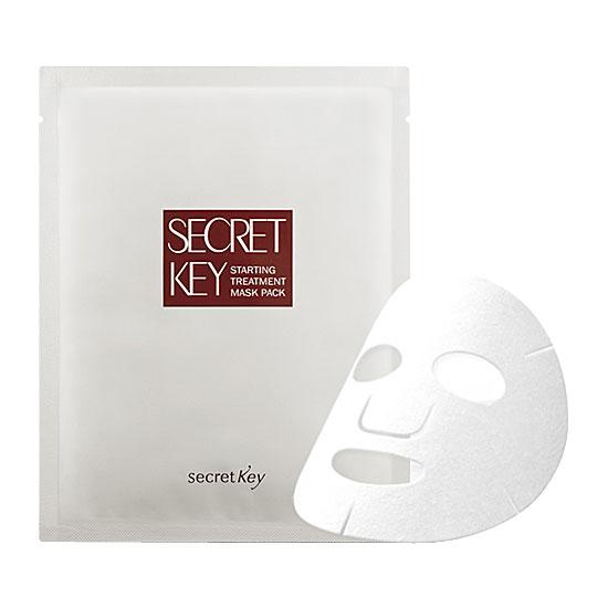 Купить со скидкой Маска на основе молочных культур Secret Key