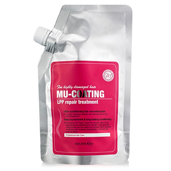 Secret Key Mu-Coating LPP Repair Treatment