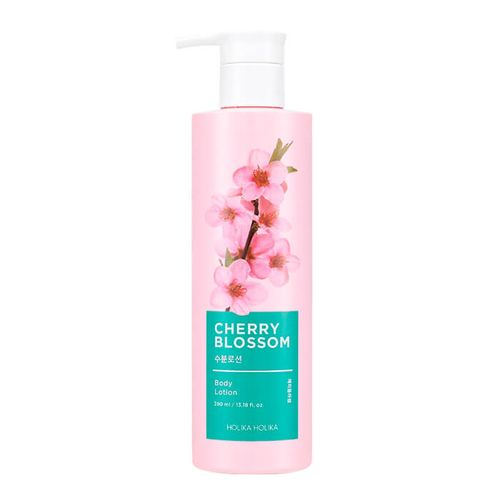 Увлажняющий лосьон для тела Holika Holika Cherry Blossom Body Lotion лосьон для тела holika holika farmer s market peach body lotion объем 240 мл