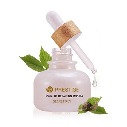 Улиточная сыворотка Secret Key Prestige Snail and EGF Repairing Ampoule