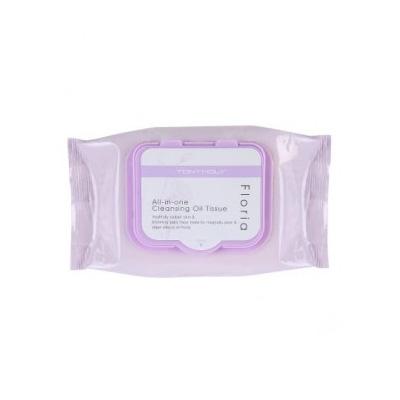Очищающие салфетки Tony Moly Floria Cleansing Tissue 50
