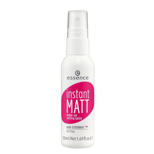 Фиксатор макияжа Essence Instant Matt Make-up Setting Spray фиксатор макияжа essence glow to go illuminating setting spray объем 50 мл