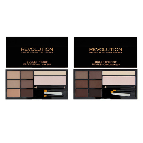 Палетка теней для бровей MakeUp Revolution Ultra Brow Palette sephora vintage filter палетка теней vintage filter палетка теней