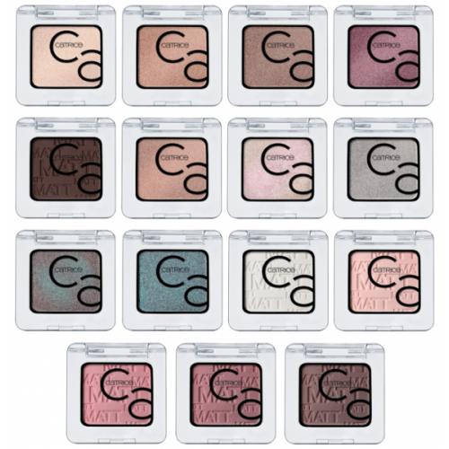 Тени для век Catrice Art Couleurs Eyeshadows dior тени для век 5 couleurs 277 defy 7 г