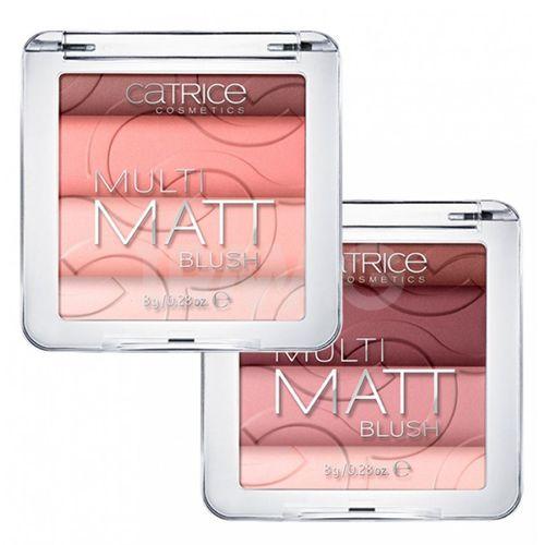 Румяна для лица Catrice Multi Matt Blush румяна catrice multi matt blush 010 цвет 010 love rosie variant hex name a1645e