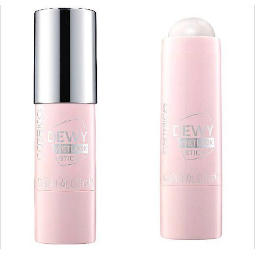 Хайлайтер для лица Catrice Dewy Wetlook Stick хайлайтер catrice dewy wetlook stick 010 цвет 010 splash n glow variant hex name f3e4e4