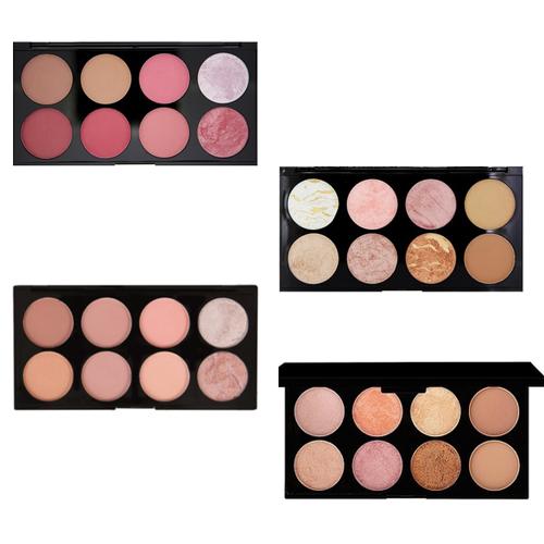 Палетка румян MakeUp Revolution Ultra Blush Palette цены онлайн