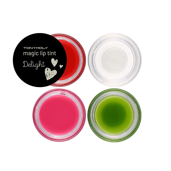 Тинт для губ желе Tony Moly Delight Magic Lip Tint