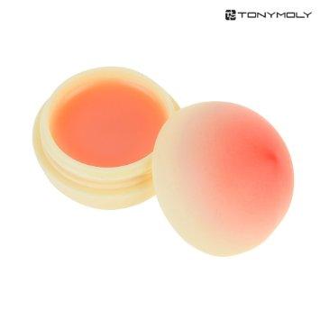 Легкий бальзам для губ с экстрактом персика Tony Moly
