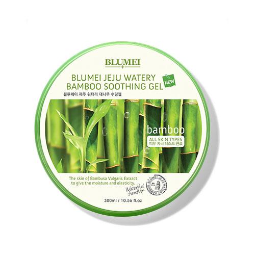 Успокаивающий гель для лица и тела Blumei Jeju Watery Bamboo Soothing Gel крем для рук the yeon jeju canola