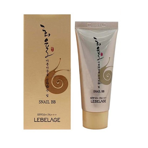 BB крем с улиточным муцином Lebelage Heeyul Premium Snail BB Cream тональный крем skin79 golden snail intensive bb cream spf30 pa