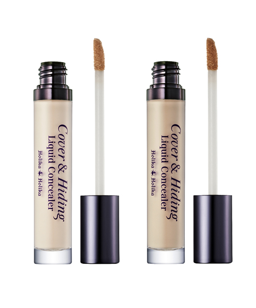 Маскирующий консилер Holika Holika Cover and Hiding Liquid Concealer карандаши holika holika cover