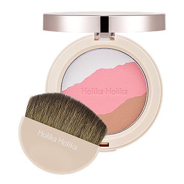 Holika Holika Naked Face Multi Pact Blusher and Highlighter