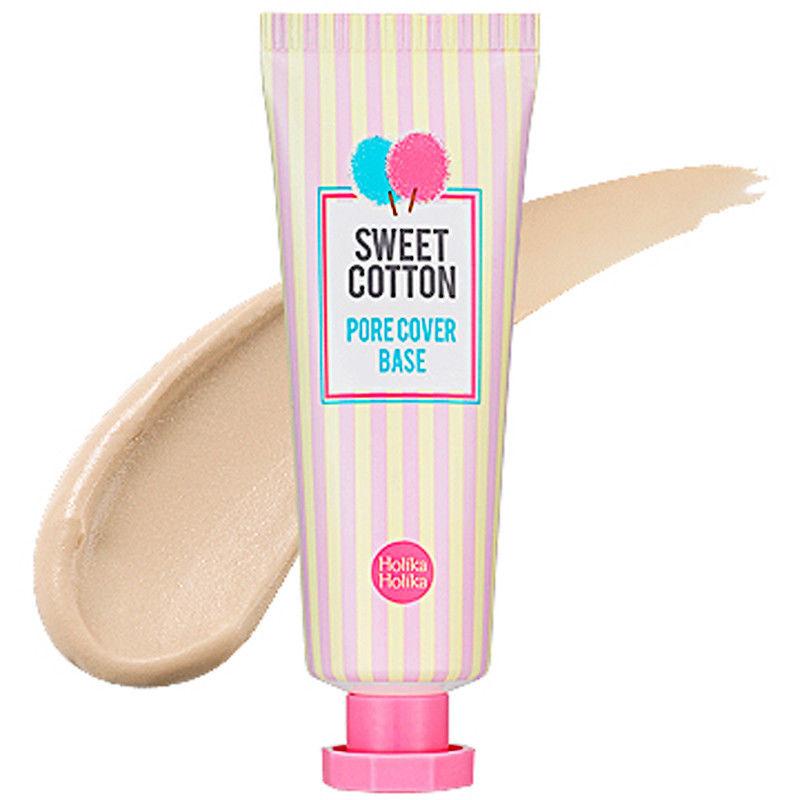 Матирующая база под макияж Holika Holika Sweet Cotton Pore Cover Base