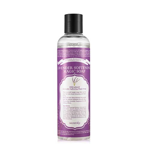 Secret Key Lavender Softening Magic Soap