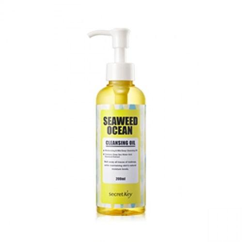 Гидрофильное масло с экстрактом морских водорослей Secret Key Seaweed Ocean Cleansing Oil