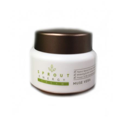Энергетический крем для лица Deoproce Musevera Sprout Energy Cream sprout sprout 3004 bngybn