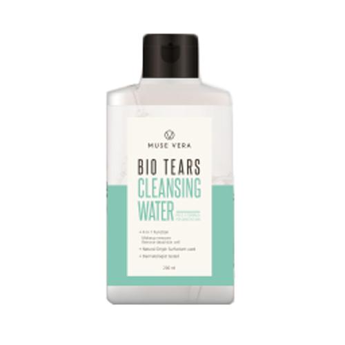 Очищающая вода Deoproce Musevera Bio Tears Cleansing Water
