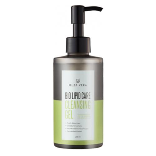 Гель для лица очищающий с натуральными экстрактами Deoproce Musevera Bio Lipid Care Cleansing Gel лосьон deoproce silkvill nourishing care face