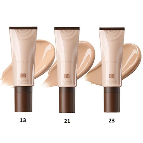BB крем для лица The Saem Eco Soul Skin Wear BB the saem eco soul porcelain skin bb cream light beige бб крем тон 01 45 мл