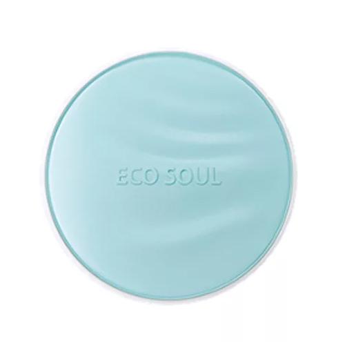 Тональный матирующий кушон The Saem Eco Soul Essence Cushion Matte Longwear the saem eco soul spau gel bb spf30 pa natural beige бб крем гелевый тон 02 40 мл