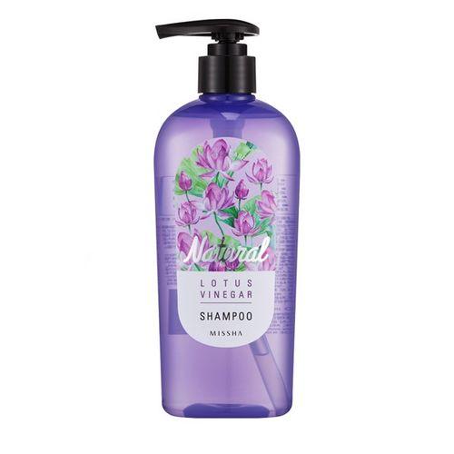 Кондиционер для волос Missha Natural Lotus Vinegar Conditioner шампунь missha natural rose vinegar shampoo объем 310 мл