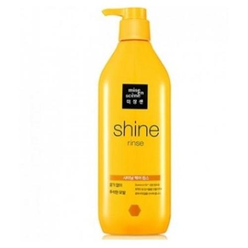 Восстанавливающий кондиционер для блеска волос Mise En Scene Shining Care Rinse