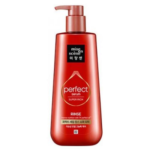 Кондиционер для восстановления волос Mise En Scene Perfect Serum Rinse Super Rich